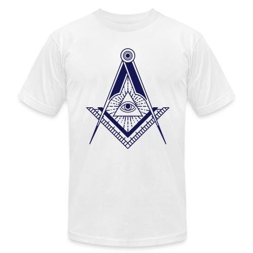 Masonic - Men's Fine Jersey T-Shirt