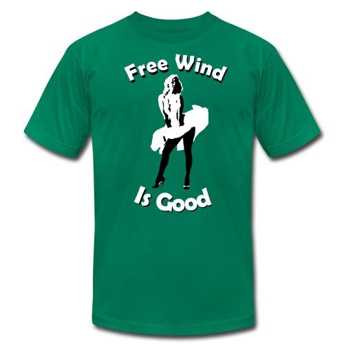 FW American Apparell - Men's Fine Jersey T-Shirt