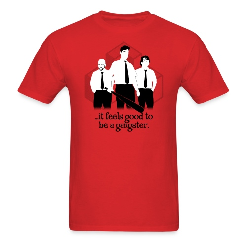 Office Gangsters - Men's T-Shirt