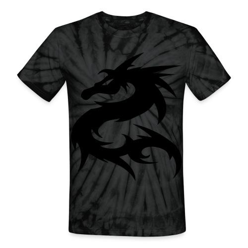 V Shorts - Unisex Tie Dye T-Shirt