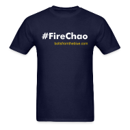 T-Shirts ~ Men's T-Shirt ~ Fire Chao
