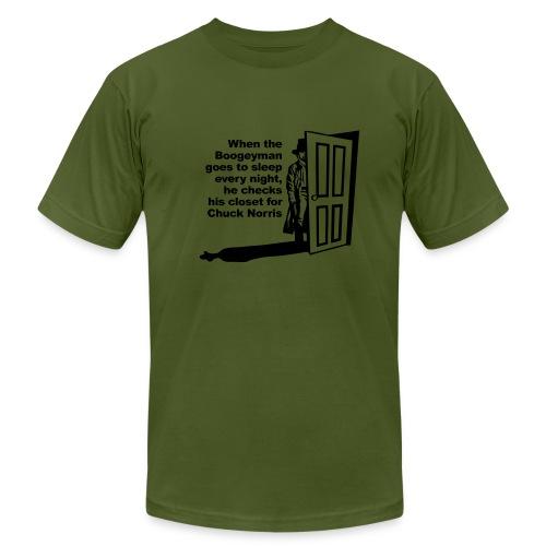 Chuck Norris T - Men's Fine Jersey T-Shirt