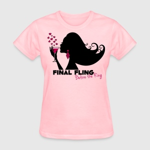 Final Fling - Women's T-Shirt