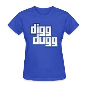 Digg Dug - Women's T-Shirt