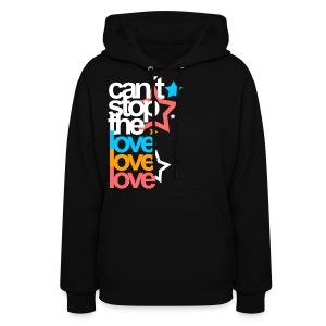 [EH] Love Love Love - Women's Hoodie