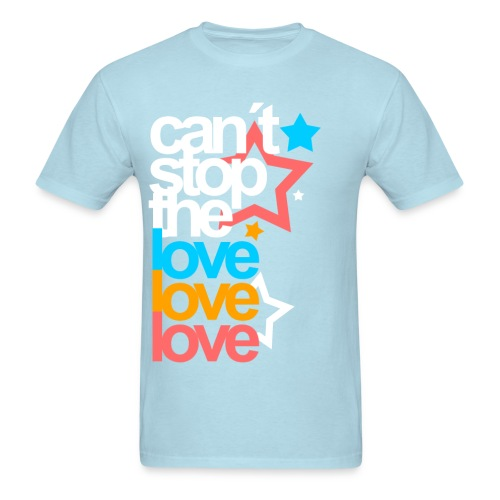 [EH] Love Love Love - Men's T-Shirt