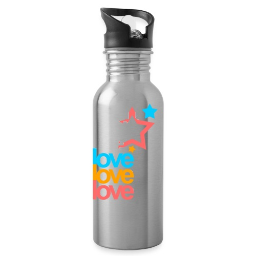 [EH] Love Love Love - Water Bottle