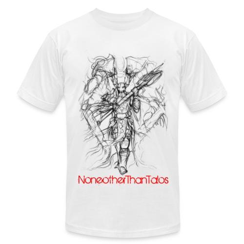SLAY DIABLO - Men's Fine Jersey T-Shirt