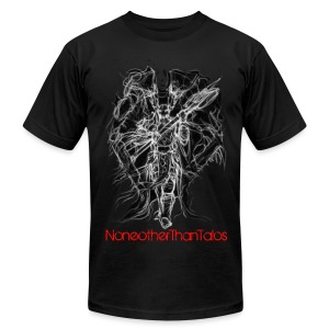 SLAY DIABLO - Invert - Men's T-Shirt by American Apparel
