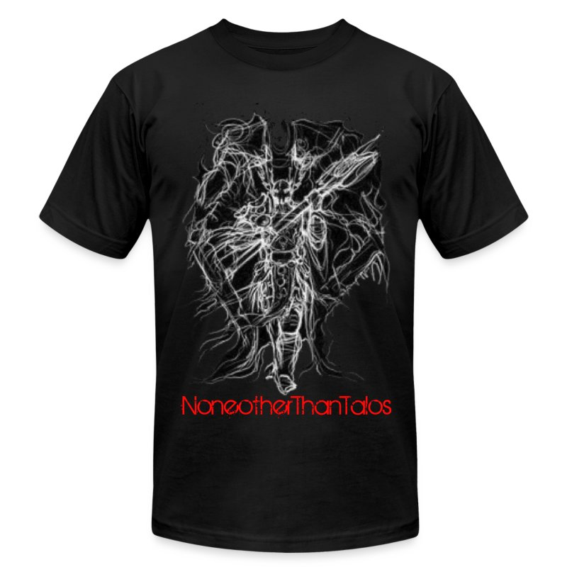 SLAY DIABLO - Invert - Men's Fine Jersey T-Shirt