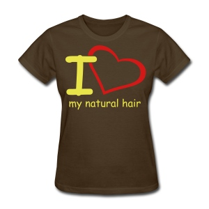 Women's T-Shirt - You can change the color of the tee!