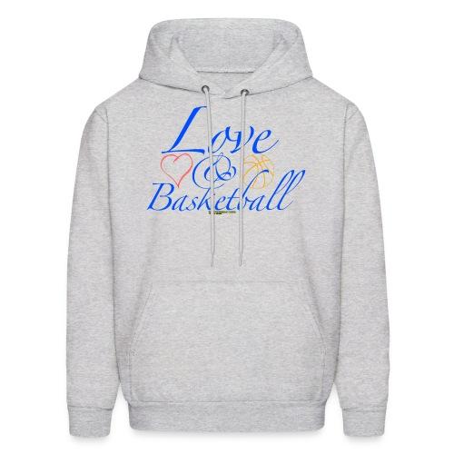 Love & Basketball - Men's Hoodie