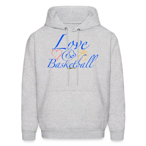 Love & Basketball - Men's Hoodie