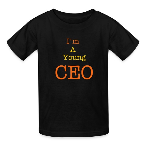 I'm A Young CEO - Kids' T-Shirt