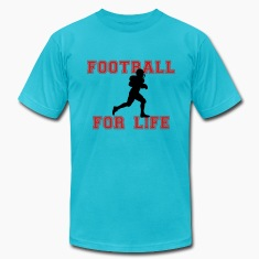 football for life T-Shirts