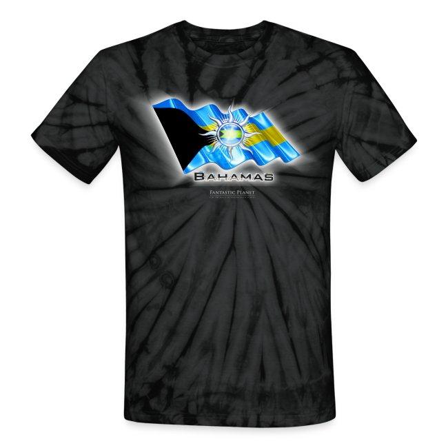 e441e1327 Fantastic Planet | Bahamas Quality Tshirt Flag of Bahamas Bahamas T ...