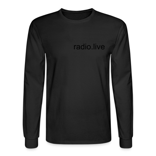 long sleeved - Men's Long Sleeve T-Shirt