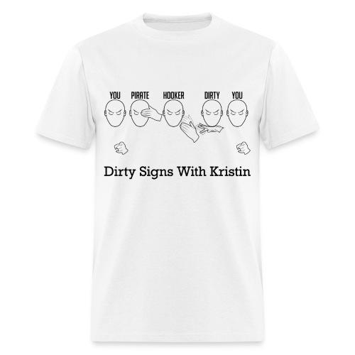 Dirty Pirate Hooker - Men's Tee - Men's T-Shirt