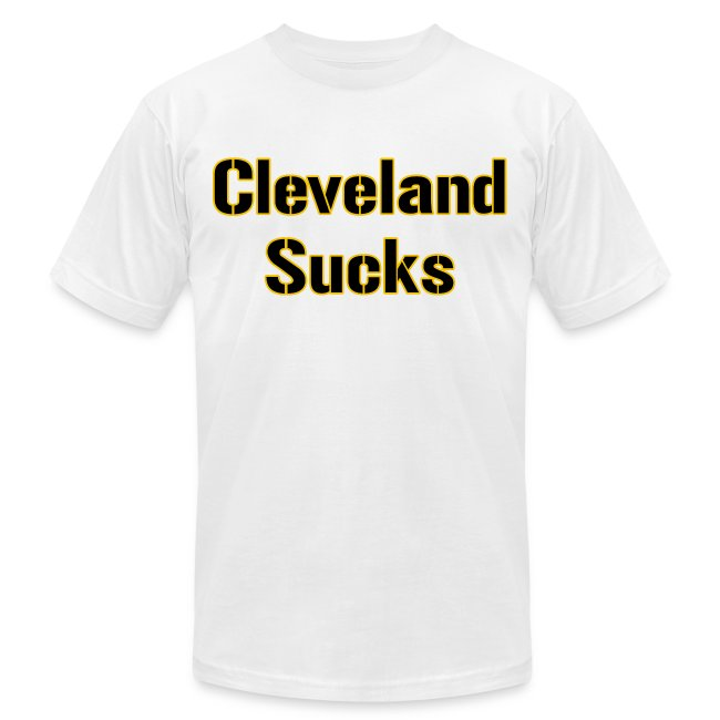 Cleveland Sucks American