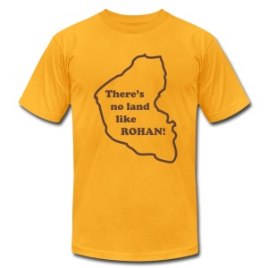 Visit Rohan - Men's T-Shirt by American Apparel