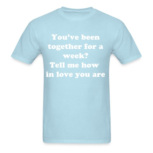 weeklove - Men's T-Shirt