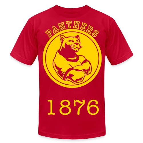 Respect The Panther - Men's  Jersey T-Shirt