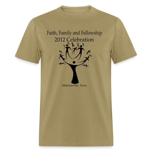 Family Celebration Unisex tee - Men's T-Shirt