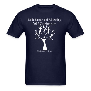 Family Celebration Unisex tee - Men's T-Shirt
