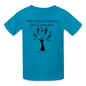 Family Celebration Kids Tshirt - Kids' T-Shirt