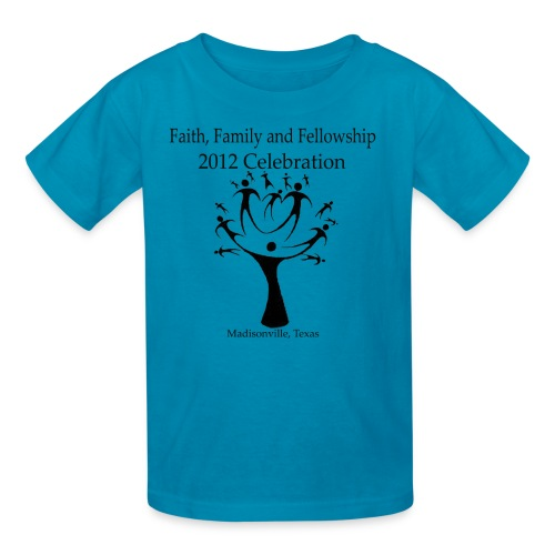 Family Celebration Kids Tshirt - Kids' T-Shirt