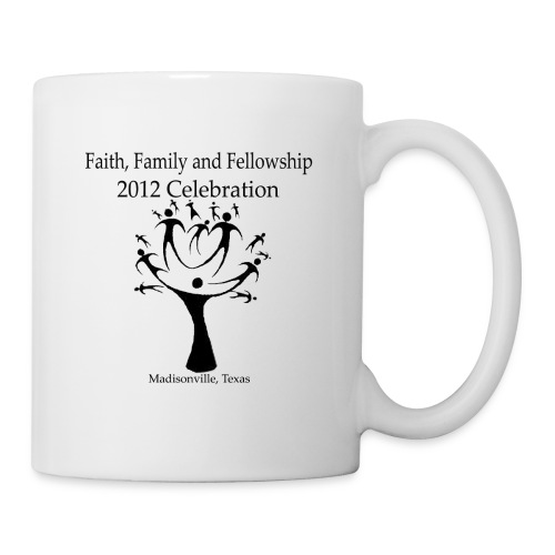 Family Celebration Coffee Cup - Coffee/Tea Mug