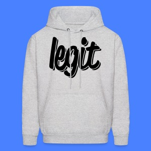 Legit Hoodies - stayflyclothing.com - Men's Hoodie