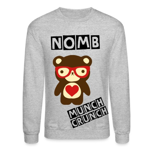 Cuddles the bear - Crewneck Sweatshirt