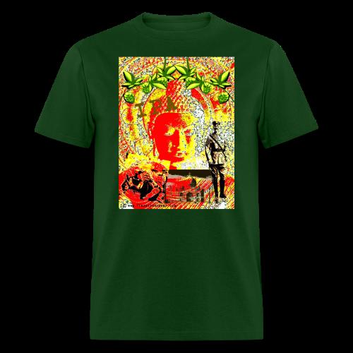 IPA (India Pale Ale)  Men's T-Shirt - Men's T-Shirt