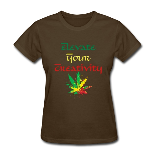 Elevate Your Creativity - Women's T-Shirt