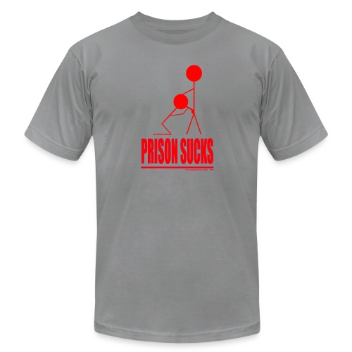 Prisoner Of Love - Men's Fine Jersey T-Shirt