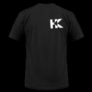 T-Shirts ~ Men's T-Shirt by American Apparel ~ Sleeve + Shoulder = Shleelder?