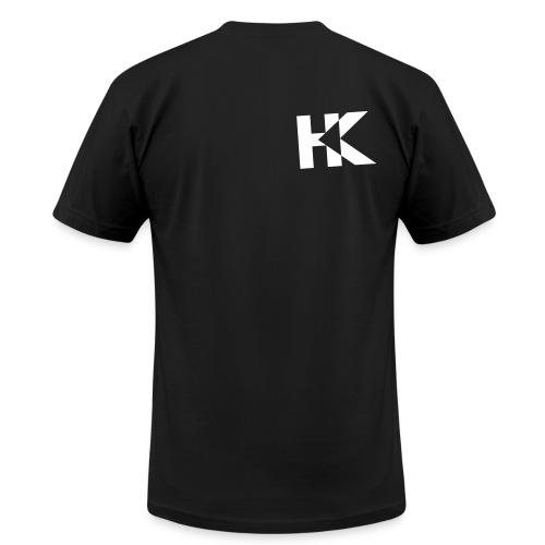 Sleeve + Shoulder = Shleelder? - Men's Fine Jersey T-Shirt