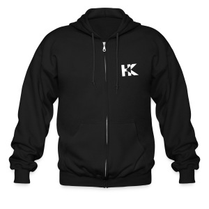 Zip it! - Men's Zip Hoodie