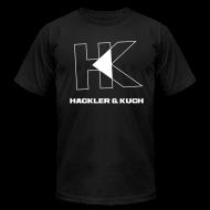 T-Shirts ~ Men's T-Shirt by American Apparel ~ That's techno