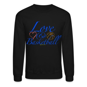 Love & Basketball - Crewneck Sweatshirt