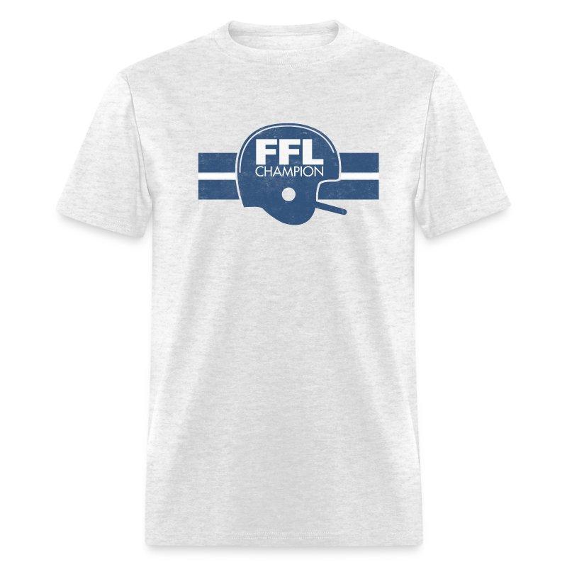 Fantasy football league champion t shirt spreadshirt for Fantasy football league champion shirt
