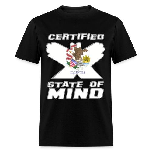 Illinois CF - Men's T-Shirt