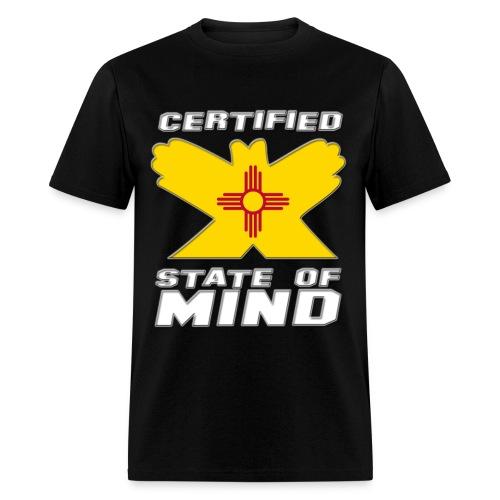 New Mexico CF - Men's T-Shirt
