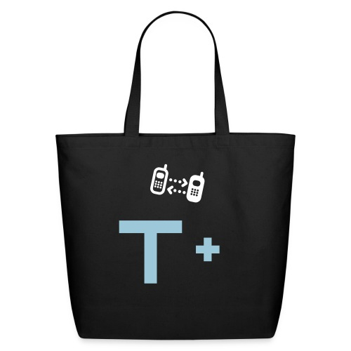 text messaging001 - Eco-Friendly Cotton Tote