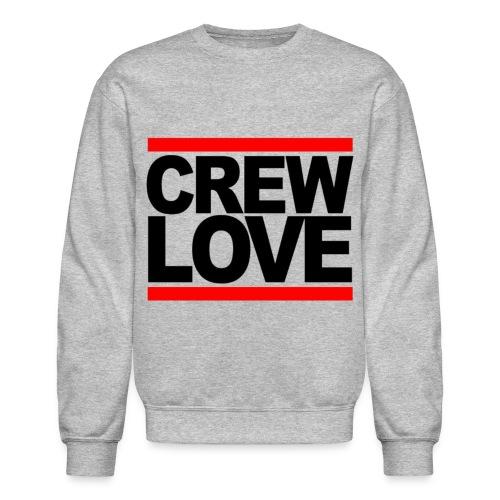 'Crew Love' Crewneck - Crewneck Sweatshirt