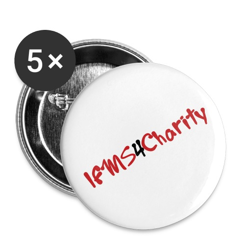 IFMS4Charity Button (small) - Small Buttons