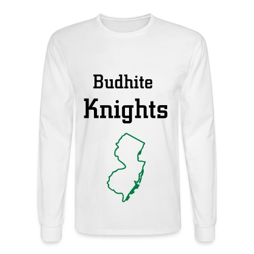 livin dat knightlife - Men's Long Sleeve T-Shirt