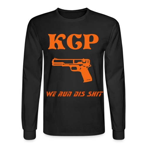 KCP Long Tee - Men's Long Sleeve T-Shirt