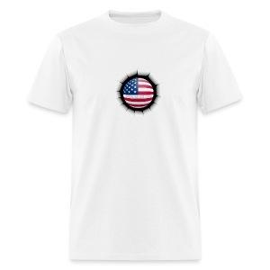 USA T-Shirt - Men's T-Shirt